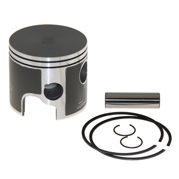 Wiseco Piston Kit .060 Port Mercury 2.0L Up To 1991 Bottom Guided Bore 3.185 Pro #: 3108P6 X-Ref #: