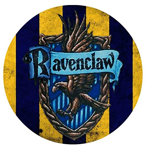 "Harry Potter Hogwarts Ravenclaw Edible Image Photo Sugar Frosting Icing Cake Topper Sheet Birthday Party - 8"" Round - 14993"