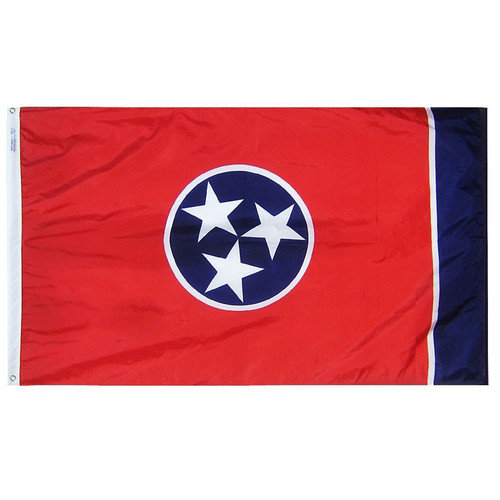 Annin Flagmakers Tennessee State Flag
