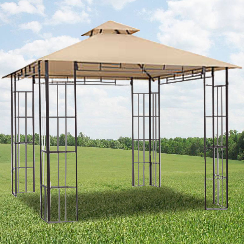 Garde Winds Replacement Canopy Top for Quick Up Gazebo - Riplock 350