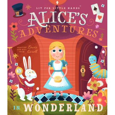 Alices Adventures in Wonderland (Board Book)](Alice In Wonderland Child)