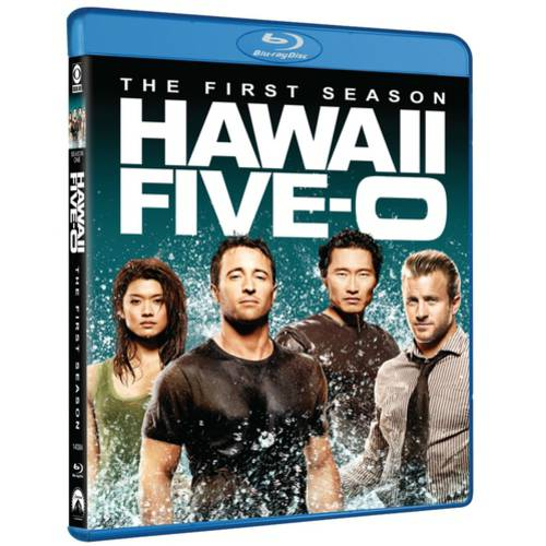 Hawaii Five-O: The First Season (2010) (Blu-ray) (Widescreen)
