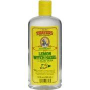 Thayers Witch Hazel With Aloe Vera Lemon - 12 Fl Oz (Pack Of 4)