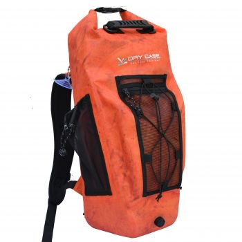 060e07a8f2 DryCASE Waterproof Sport Backpack Basin Sunfire - Walmart.com