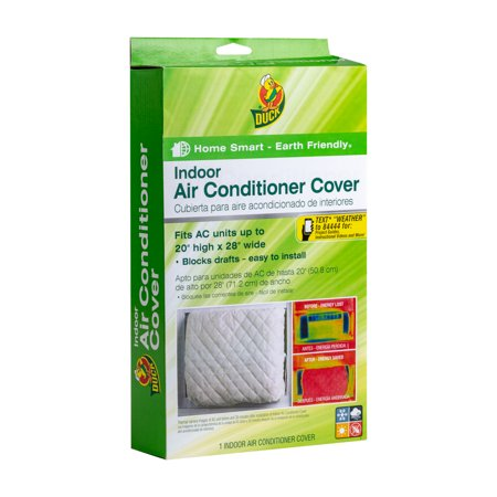 Duck Brand Indoor Air Conditioner Cover (Best Air Conditioner Cover)