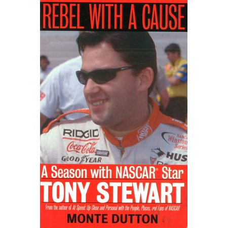 Rebel With a Cause : A Season With NASCAR Star Tony Stewart - Tony Stewart Halloween