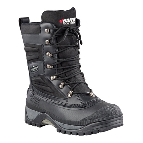 Baffin Crossfire Boots - Black - Mens Size 8 P/N 4300-0160-001 (8)