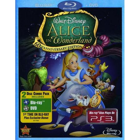 Alice In Wonderland  1951   Blu Ray   Dvd