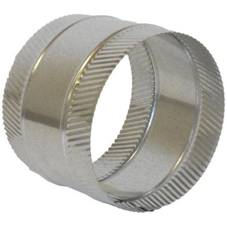 Speedi-Products FDSC-08 8-Inch Diameter Flex and Sheet Metal Duct Splice Connector Collar, 8-Inch Flex Duct Splice Collar By SpeediProducts (Sheet Metal Duct)