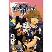 Kingdom Hearts II: The Novel, Vol. 2 (light novel)