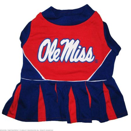 Mississippi Ole Miss Cheer Leading MD