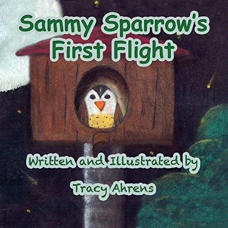 Sammy Sparrow's First Flight