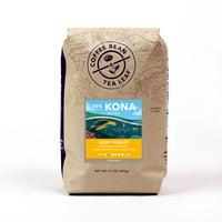 The Coffee Bean & Tea Leaf Kona Blend Light Roast Ground Coffee 12 oz. Bag