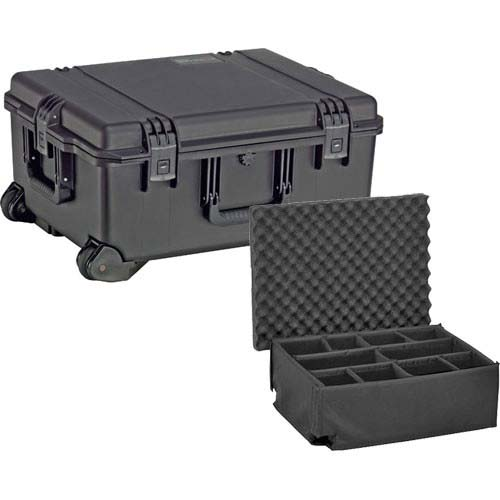 Pelican iM2720 Storm Case with Padded Dividers (Black)
