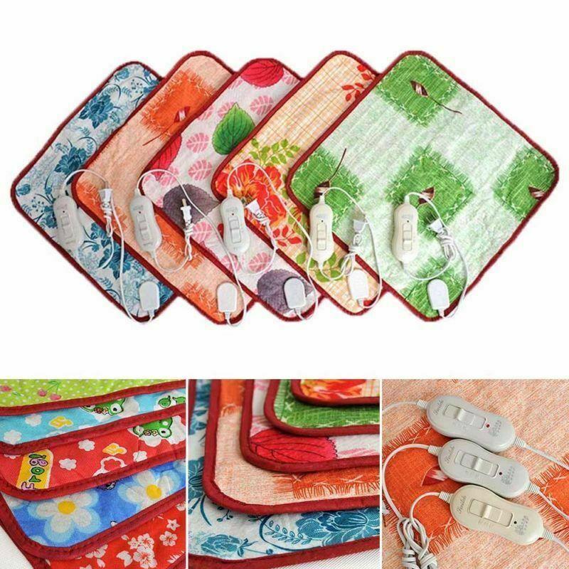 Akoada Pet Electric Heat Heated Heating Pad Mat Blanket