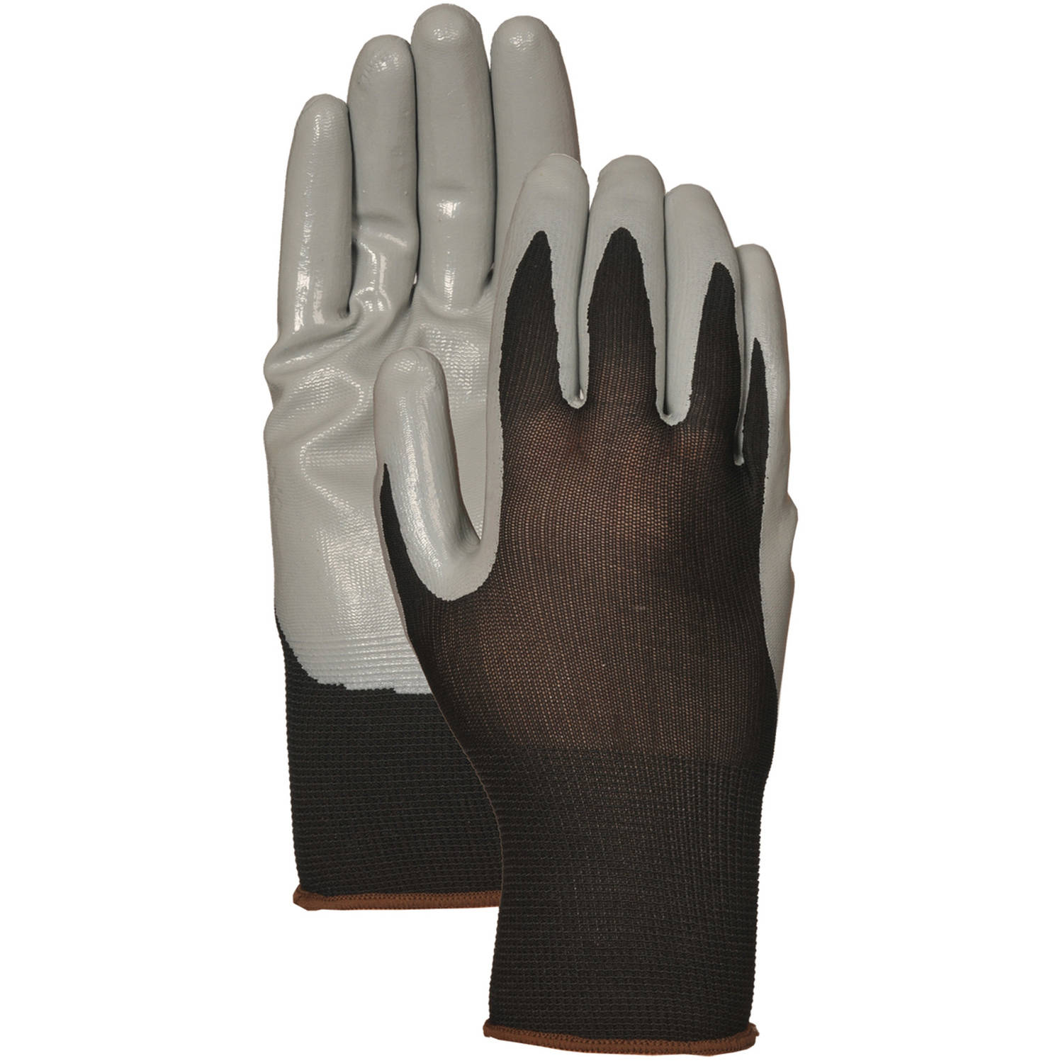 Bellingham Glove C3701XL Extra Large Gray Nitrile Palm Gloves