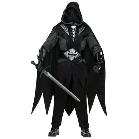 Evil Knight Adult Halloween Costume - One Size - Joker Dark Knight Halloween Costume