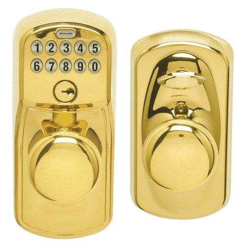 Schlage Keypad Entry knob with Flex Lock