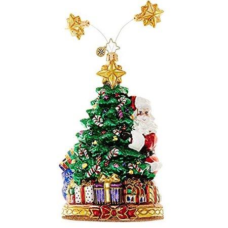 Christopher Radko Spring Sprang Spruce Christmas (Spruce Ornament)