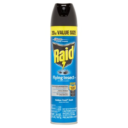 Raid Flying Insect Killer  20 Oz