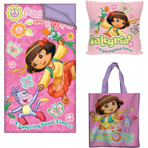 Character Slumber Tote, Dora