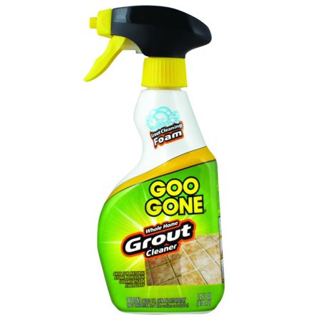 Goo Gone Grout Clean and Restore, 14 Ounce (Best Thing To Use To Clean Grout)