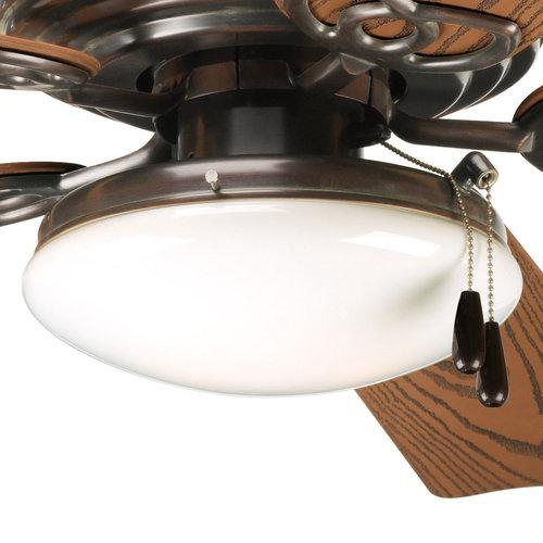 Progress Lighting  P2611  Light Kits  AirPro  Ceiling Fan Accessories  ;Antique Bronze