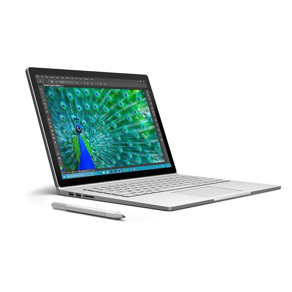 Refurbished Microsoft Surface Book 256GB, 8GB RAM, Intel Core i7 by Microsoft