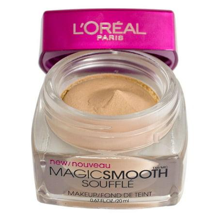 - Loreal Studio Secrets Magic Smooth Souffle Makeup