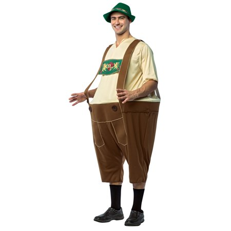 LEDERHOSEN HOOPSTER ADULT