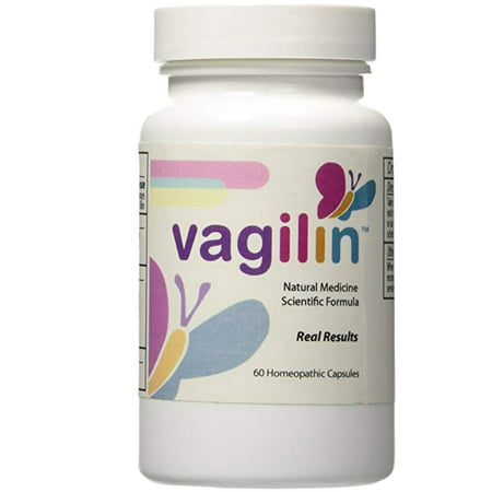 Vagilin-homeopathic medicine to eliminate vaginal odor, discharge, and itch from bacterial vaginosis