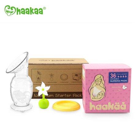 Haakaa New Mom Starter Kit