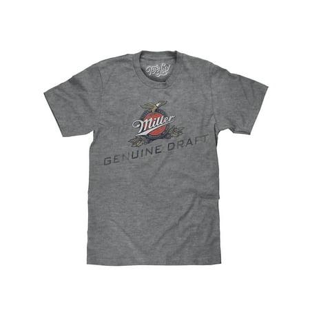 Tee Luv Miller Genuine Draft Beer Shirt