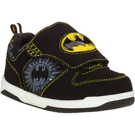 48dba95de72659 Dc - Batman - Dc Comics Kids Athletic Shoes - Walmart.com