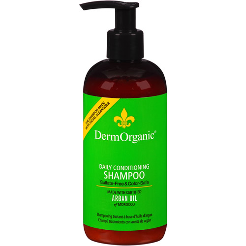 Dermorganic shampoo review