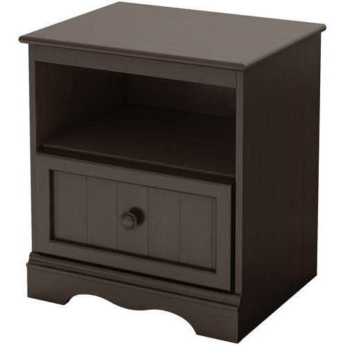 South Shore 1-Drawer Savannah Nightstand, Multiple Finishes