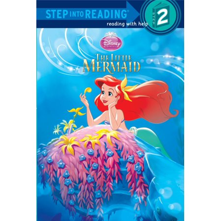 Ursula Little Mermaid Poor Unfortunate Souls (The Little Mermaid Step into Reading (Disney)