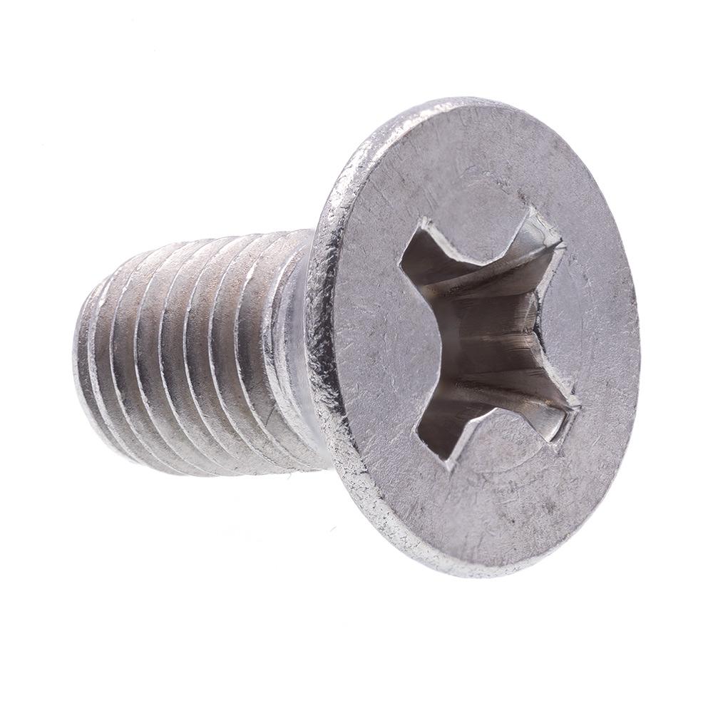 Prime-Line 9001699 Machine Screws, Flat Head, Phillips Drive, 1/4 in-28 X 1/2 in, Grade 18-8 Stainless Steel, 10-Pack
