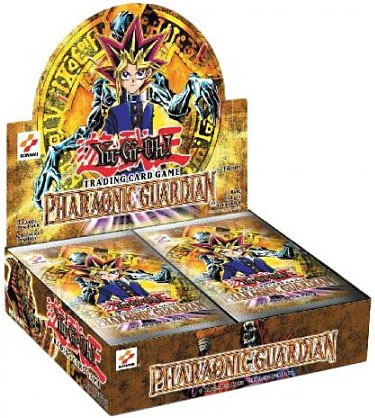 Konami YuGiOh Pharaonic Guardian (1st Edition) Booster Bo...