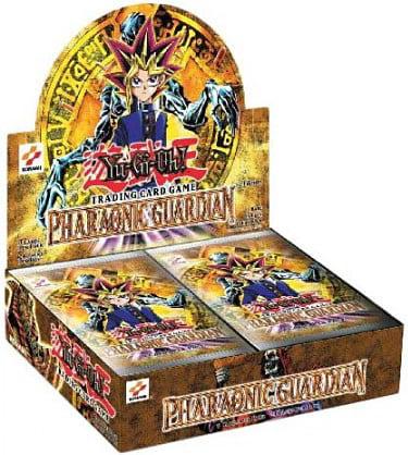 Konami YuGiOh Pharaonic Guardian (1st Edition) Booster Bo...