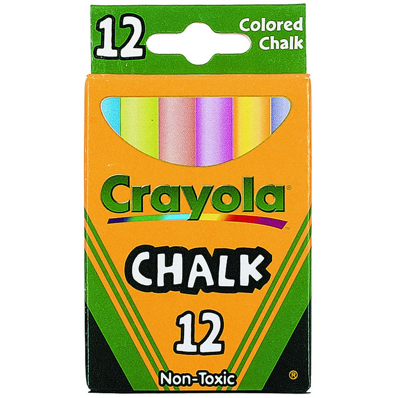 12 Scented CHALKS numbers 0 to 9 ideas favours DIY birthday stock