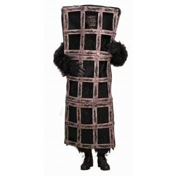 GORILLA IN CAGE COSTUME - Gorilla Costume Cage