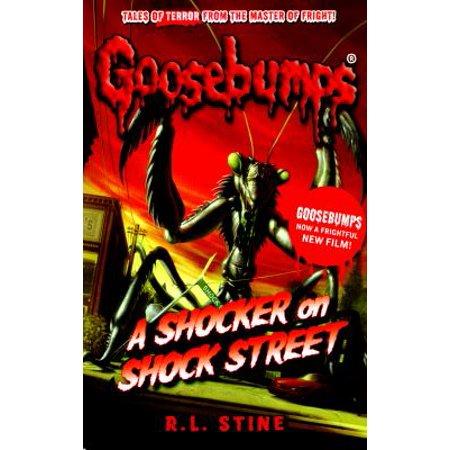Goosebumps Series 2000 Headless Halloween (A Shocker on Shock Street (Goosebumps))