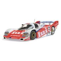 Porsche 962C #2 Mass / Larrauri / Pareja 1000km Nurburgring 1987 Ltd Ed 402pcs 1/18 Diecast Model Car by Minichamps