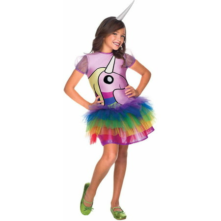 Adventure Time Lady Rainicorn Child Halloween Costume](Halloween Time)