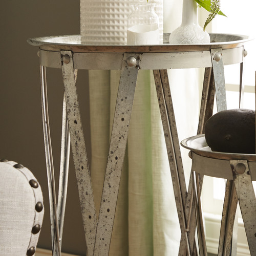 Woodland Imports 2 Piece Table Set by Benzara