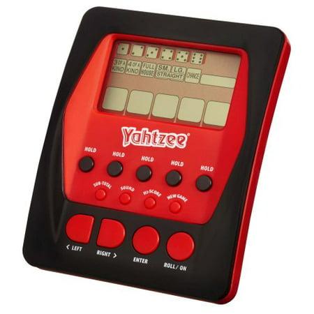 Yahtzee Handheld Digital Game ()