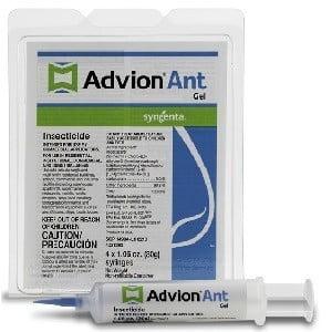 Advion Ant Gel Bait 4x30gm Syringe- Indoxacarb .05% for $<!---->