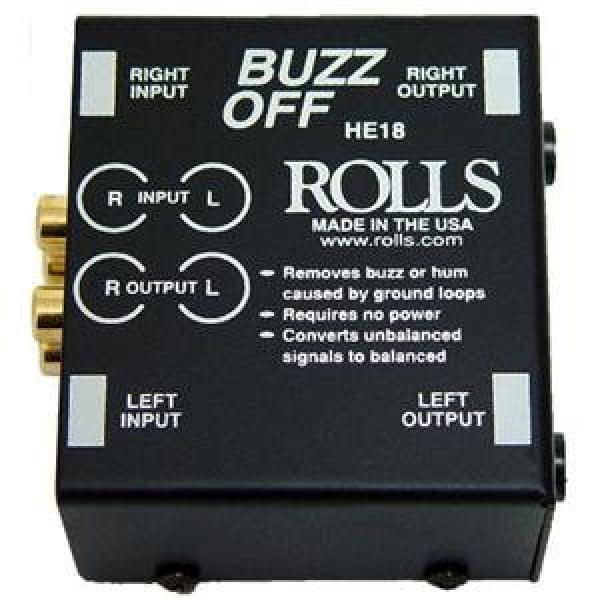 rolls HE18 Hum Eliminator by