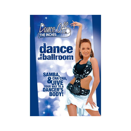 Dance Off The Inches: Dance It Off Ballroom (DVD)